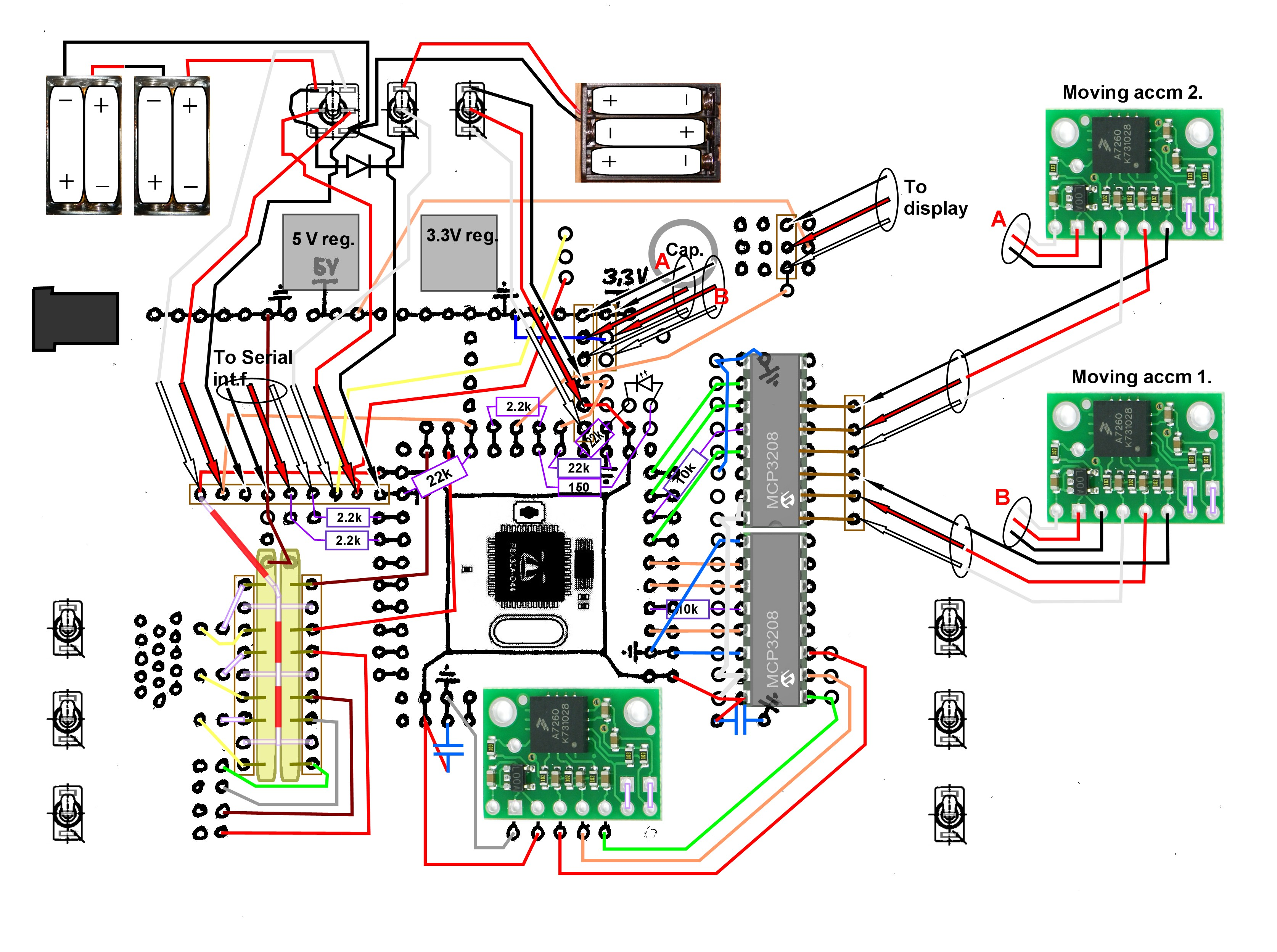 Click For A Bigger Image Of The Printed Circuit Boards
